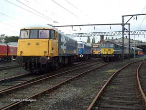 Crewe Electric